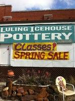 Luling Icehouse Pottery