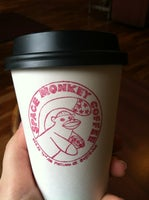 Space Monkey Coffee