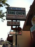 Yang Chow Restaurant