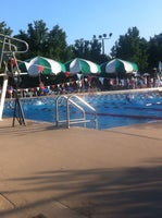 Hinsdale Swimming Pool