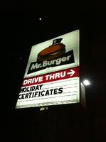 Mr. Burger