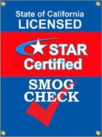 Broadway Smog Test Only