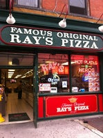 Ray's Famous Original Pizza