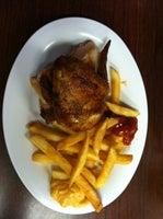 San Fernando Pollo a la Braza (San Fernando Roasted Chicken)