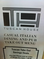 Tuscan Bistro Bar