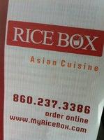 Rice Box Asian Cuisine