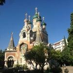 Добро пожаловать в Ниццу. С середины XIX века Ницца стала популярным курортом в среде русской аристократии. Обязательно посетите собор Святого Николая, красивейший православный собор за пределами РФ.