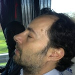 Puedes aprovechar y hechas una cabezadita en el autobús a Milano como @vmarzal