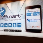 One of the 60+ airports supported by FlySmart app, which offers real-time flight data, concession listings and BingTM airport venue maps.