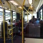 El metrobus que sale del Terminal 2. La línea 4 te lleva directo hasta el centro (estación Bellas Artes) por 30pesos solo de ida. Tienes que comprar una tarjeta en la taquilla para poder abordar