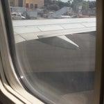 Sto per decollare con l'aereo della Ryanair da Ciampino, servizio decisamente migliorato, bagaglio a mano controllato il giusto, nessun problema.