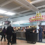 Great airport with free wifi, plenty of charging stations and extensive food court.
