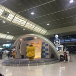 Nice, big and convenient airport connected to the Tokyo metro by the train. The show was live for kids when i was waiting for check in time.