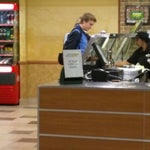 If you arrive from a late night international flight and are super hungry, Subway is now open 24hrs