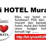 Looking for hotels in Surabaya ? Copy and paste on your web browser => http://bit.ly/visitSURABAYA