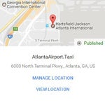 GetApp.AtlantaAirport.Taxi ~ Appointment.AtlantaAirport.Taxi ~~ Fighting to make getting a taxi at the Atlanta Airport right. Lost&Found at airport phone number at TaxiTappAtlanta.Com , behind United.