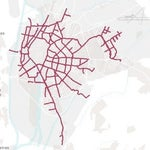 El Aeropuerto de Sevilla solo dista 1Km de la red de carriles bici de la ciudad. carril bici YA! Trabajadores, turistas, cicloturistas y usuarios deben tener esa opción como en Vancouver o Copenhaguen