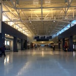 The airport is actually in Kentucky.  Big long empty terminals each time I have connected on a Delta flight.