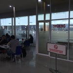 If you dont smoke, CAUTION!!! In the cafetaria, in front of a huge Non Smoking Sign, next to the Smoking Room, you still can sit freely SMOKING to your heart content!! Only in Supadio Cafetaria!! WOW!