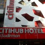 Foto CitiHub Hotel @SUDIRMAN, Surabaya