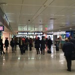 It's a big and good airport, especially for shopping. All Italian main brand are here.