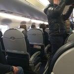 В первый раз летела на новом самолете! Очень достойно! Много места, удобные кресла!Аварийный выход-13 ряд. На 12 ряду не откидывается спинка! Учитывайте это при регистрации на рейс!