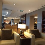 The Emirates Business class lounge is excellent !!