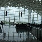 Beautiful terminal building (^_^)