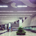 The airport is simply awesome, clean and decent and the architecture impressed me a lot!