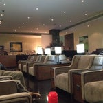 The Plaza Lounge (lower level Intl terminal) is excellent for a longer stopover. 24/7, at $20US/2hrs with good hot food, snacks, bar, coffee, comfortable club chairs and quiet overnight atmoahere.