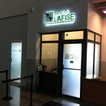 You can pay you departure taxes in Lafisse Bank. Fast service No lines.