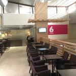 For smokers there is one room near gate 1 and 2 it's Calling Lounge 6 you can get your coffee from down and go up for smoking
