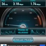 Internet gratis y de muy buena velocidad en las puertas A5 y A6...
