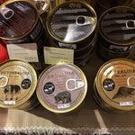 В duty free продают консервированное мясо медведя, оленя, кабана и БОБРА!