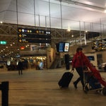 Little and cute airport.. But expensive :) because this is gothenburg:)