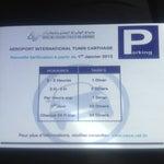 L'OACA rend le parking payant à l'heure pour essayer de le désengorger