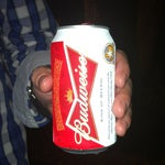 Try the Budweiser before your flight....it's ice cold!!