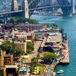 Welcome to beautiful city (Sydney)