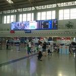 Big airport, safe place. ✈️