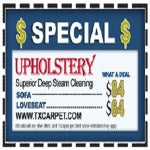 TX Houston Upholstery Cleaning