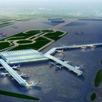 Indira Gandhi International Airport is the primary international airport of the National Capital Region of Delhi, India, situated South West Delhi, 16 kilometres south west of New Delhi city centre.
