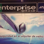 Never hire a Car to Enterprise rent a Car or Atesa Spain!  You will wait more than two hours to get your online booked Car !