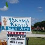 Panama Kristi's Smoke Shop