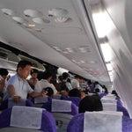正点落地宝安机场,想念深圳,出差太久。毛线球会不会不认识我了?