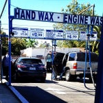 Auto Scrubber Car Wash