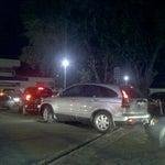 Caos dentro e fora do aeroporto. Sair do estacionamento também é um exercício de paciência!