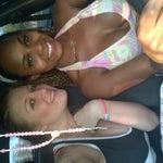 Con mi amiga chRiss