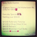 Sassy Styles Express