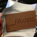 Fly Swiss Air…and get delicious chocolate on every flight!