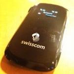 Si venís a #Suiza y querés estar conectado la opción de #SwissCom es excelente